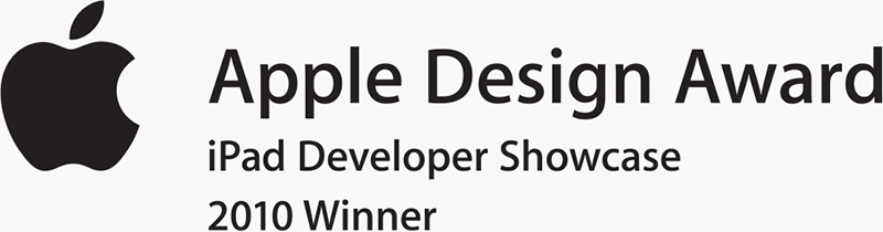 Apple Design Award winner for 2010