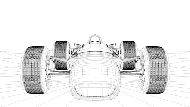 Lotus Wireframe