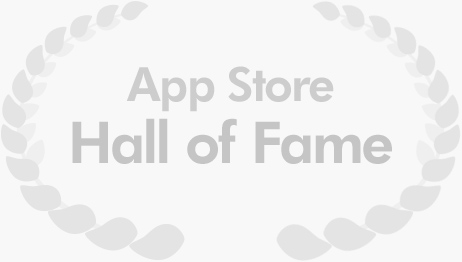 App Store Hall of Fame Inductee