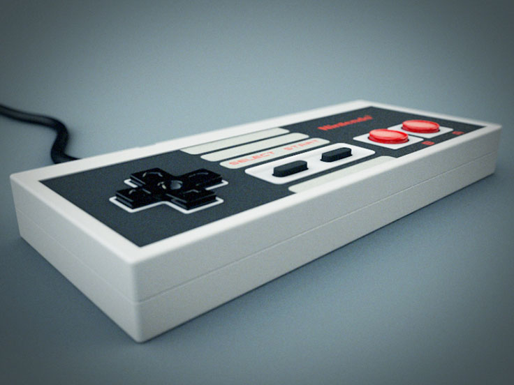 NES Controller image